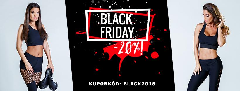 Fekete péntek 2018